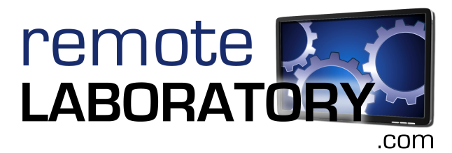 Remote Laboratories.com logo